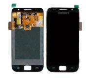 Дисплей (экран) Samsung I9000/ I9001 Galaxy S с сенсорным стеклом black