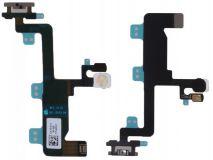 Шлейф Iphone 6 с кнопкой включения и микрофоном