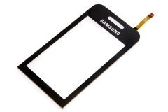 Сенсорное стекло (тачскрин) Samsung S5230 black
